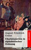 Charlatanerien in alphabetischer Ordnung