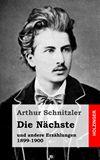 Die N�chste und andere Erz�hlungen 1899-1900