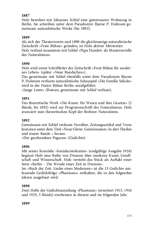 Im Buch Blättern Holz Arno Phantasus Dafnis
