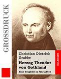 Herzog Theodor von Gothland. Eine Tragödie in fünf Akten