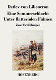 Eine Sommerschlacht / Unter flatternden Fahnen. Zwei Erzählungen