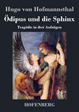 Ödipus und die Sphinx. Tragödie in drei Aufzügen