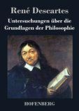 Untersuchungen über die Grundlagen der Philosophie